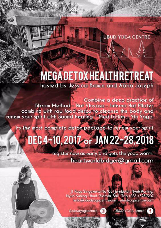 Mega Detox Health Retreat